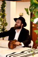 Torah Scroll Dedication & Celebration - Chabad Jewish Center