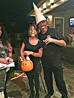 Gigi & David's Halloween Party 2014